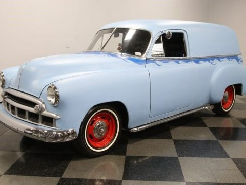 Classic Vintage 1949 Chevrolet Sedan Delivery Streetrod custom for sale