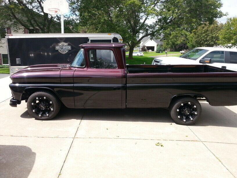 powerful beast 1961 GMC pickup custom