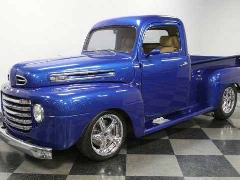 restomod 1949 Ford Pickup custom for sale