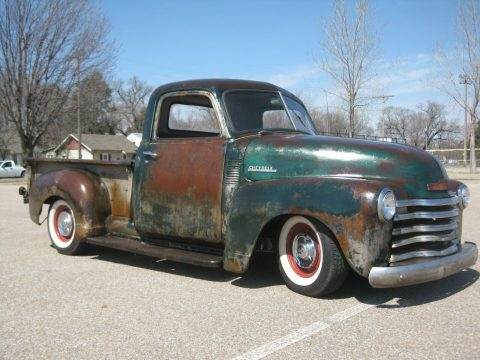 swapped frame 1949 Chevrolet Pickup custom for sale