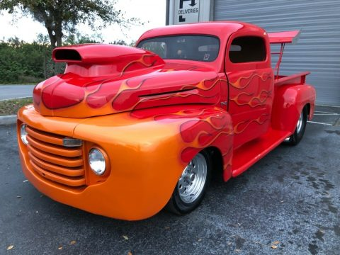 very powerful 1948 Ford Pickup custom for sale