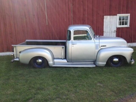 lowered 1950 Chevrolet C/K Pickup 1500 3100 custom for sale