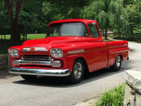 nicely modified 1959 Chevrolet Pickup custom for sale