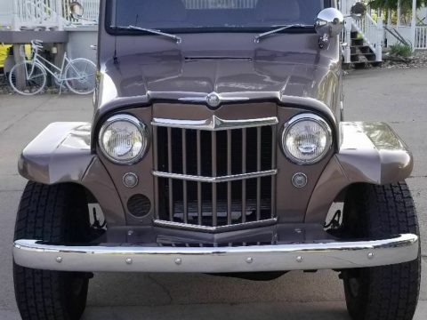 one of a kind 1962 Willys pickup Custom for sale