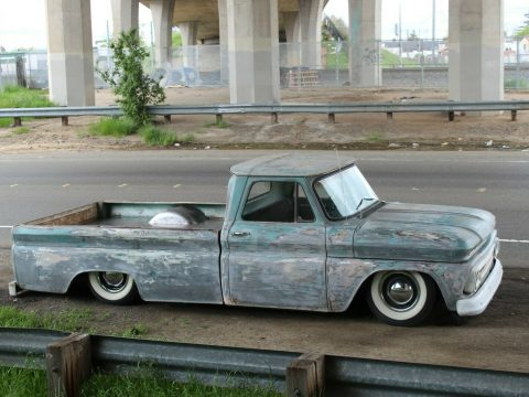 vintage 1965 Chevrolet C 10 Calico PATINA pickup custom for sale
