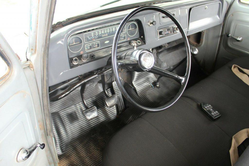 vintage 1965 Chevrolet C 10 Calico PATINA pickup custom