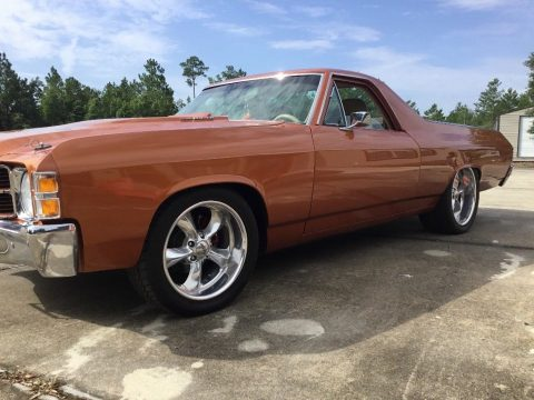 vintage 1971 Chevrolet El Camino 454 Custom for sale