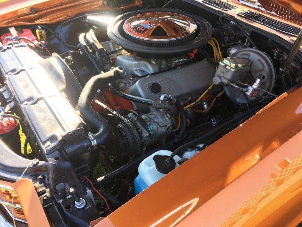 vintage 1971 Chevrolet El Camino 454 Custom