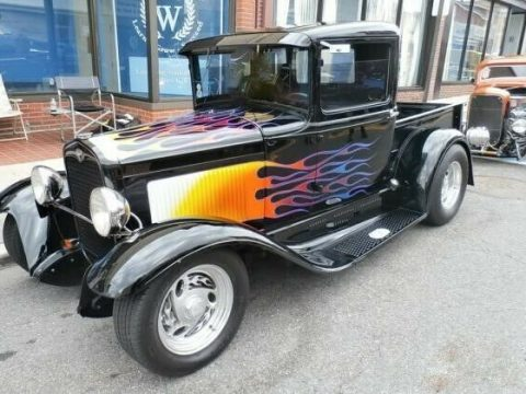 badass truck 1931 Ford Pickup custom for sale