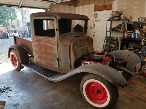 project 1934 Ford Pickup custom for sale