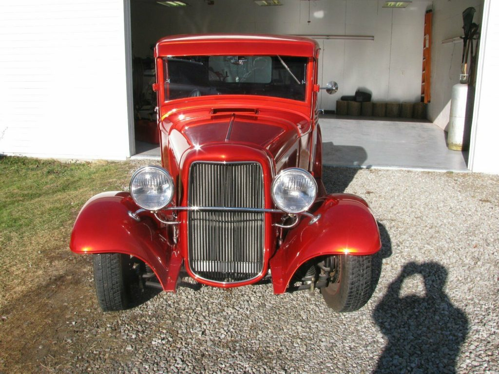 restomod 1934 Ford pickup custom