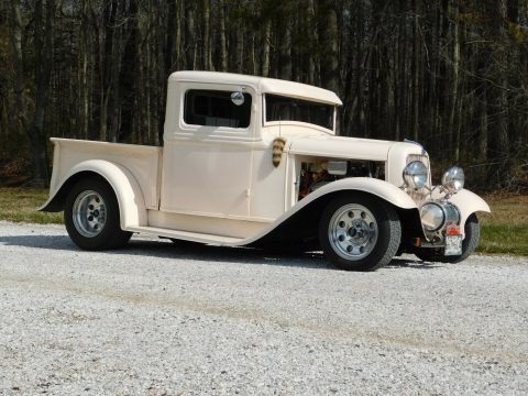 vintage 1934 Ford Pickup custom for sale