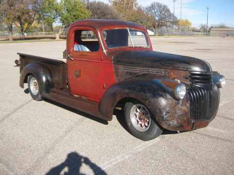 vintage 1941 Chevrolet Pickup custom for sale