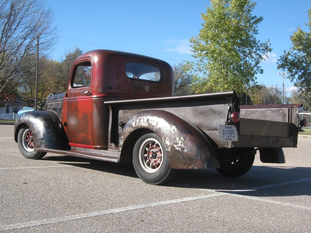 vintage 1941 Chevrolet Pickup custom
