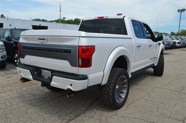 brand new 2019 Ford F 150 Lariat custom