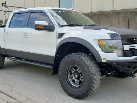 highly built 2013 Ford F 150 SVT Raptor custom pickup for sale