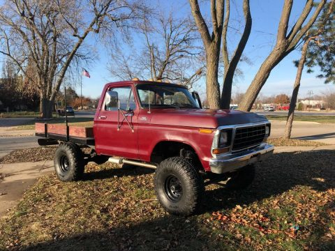 lifted 1979 Ford F 150 custom for sale