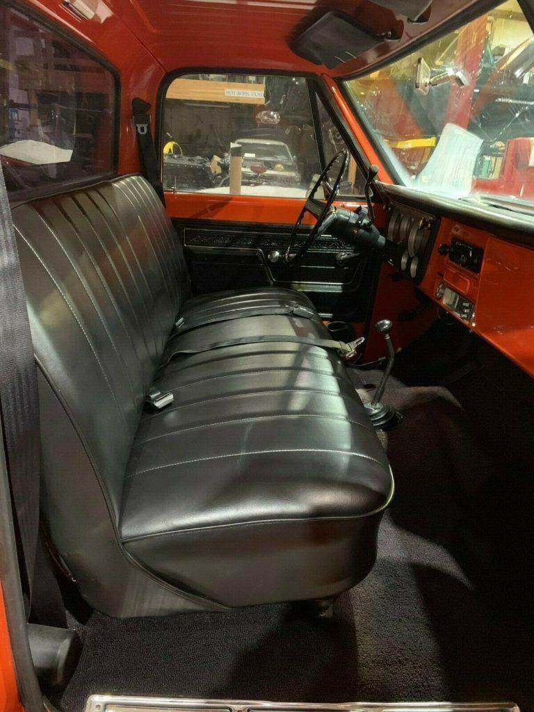 lifted monster 1972 Chevrolet C 10 pickup custom