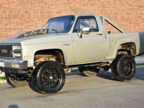 many new parts 1985 Chevrolet C 10 1/2 Ton Stepside pickup custom for sale