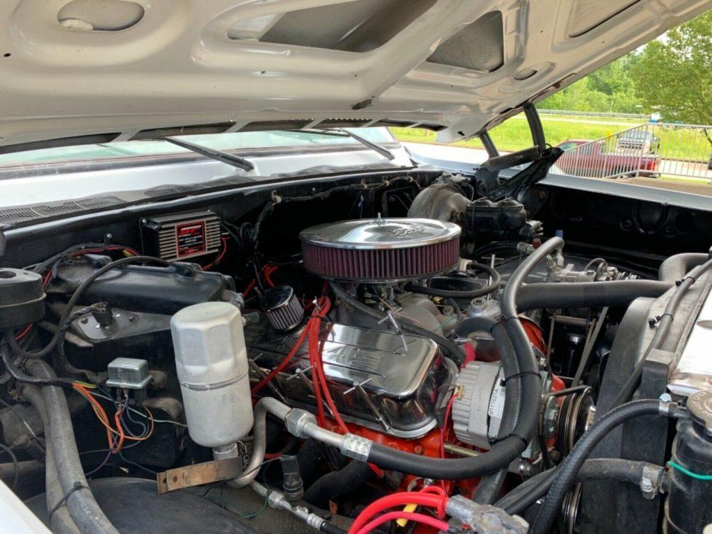 new parts 1976 Chevrolet 2500 Pickup custom