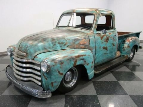 nice patina 1948 Chevrolet Pickup custom for sale