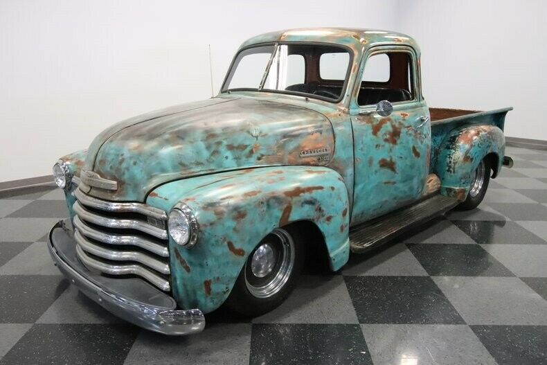 nice patina 1948 Chevrolet Pickup custom