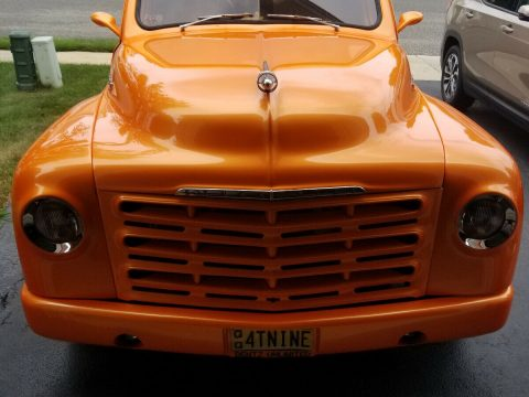sharp 1949 Studebaker M5 pickup Custom for sale