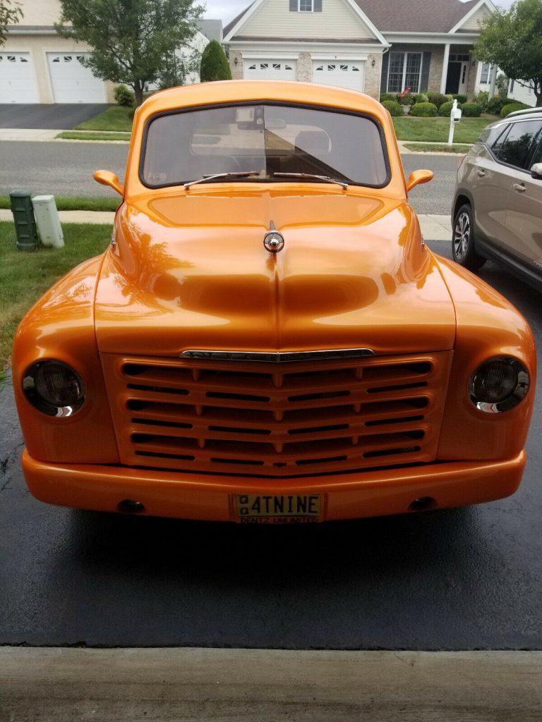 sharp 1949 Studebaker M5 pickup Custom