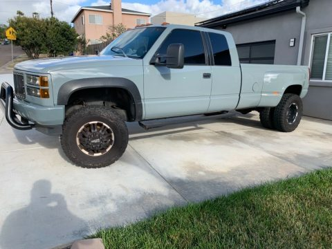 upgraded 1994 GMC Sierra 3500 custom for sale