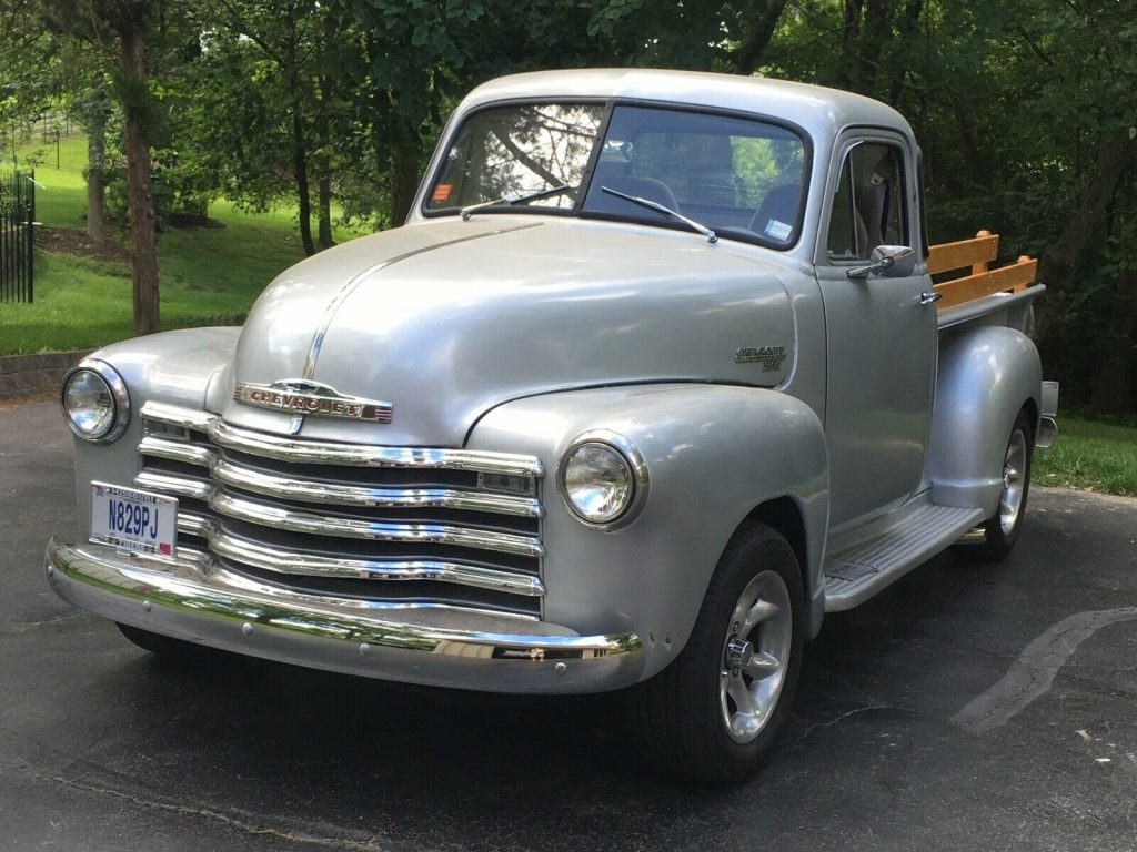 very nice 1951 Chevrolet 3100 Pickup Custom