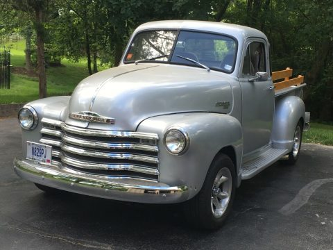 very nice 1951 Chevrolet 3100 Pickup Custom for sale