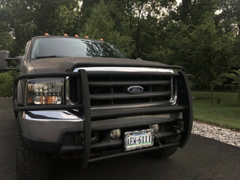 lift kit 2001 Ford F 250 pickup custom for sale