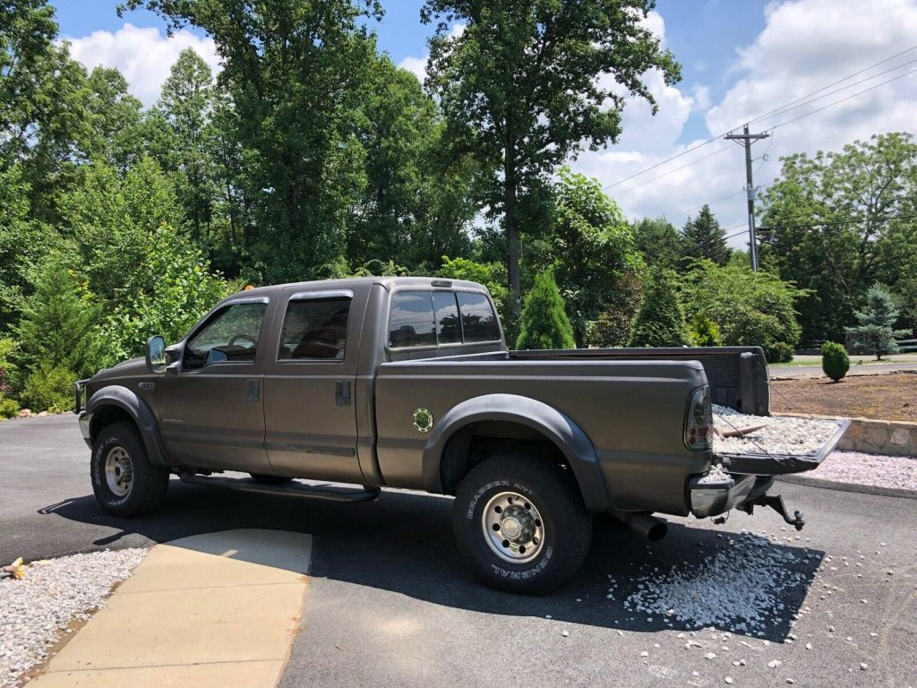 lift kit 2001 Ford F 250 pickup custom