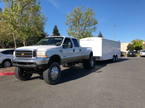 many upgrades 2000 Ford F 350 SuperDuty pickup custom for sale