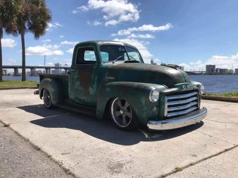 nicely modified 1949 GMC 100 Pickup custom for sale
