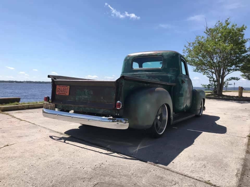 nicely modified 1949 GMC 100 Pickup custom