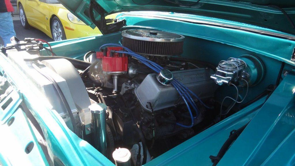 pro street 1964 Ford F 150 pickup custom