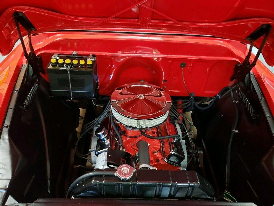 restored vintage 1959 Chevrolet 3100 pickup custom