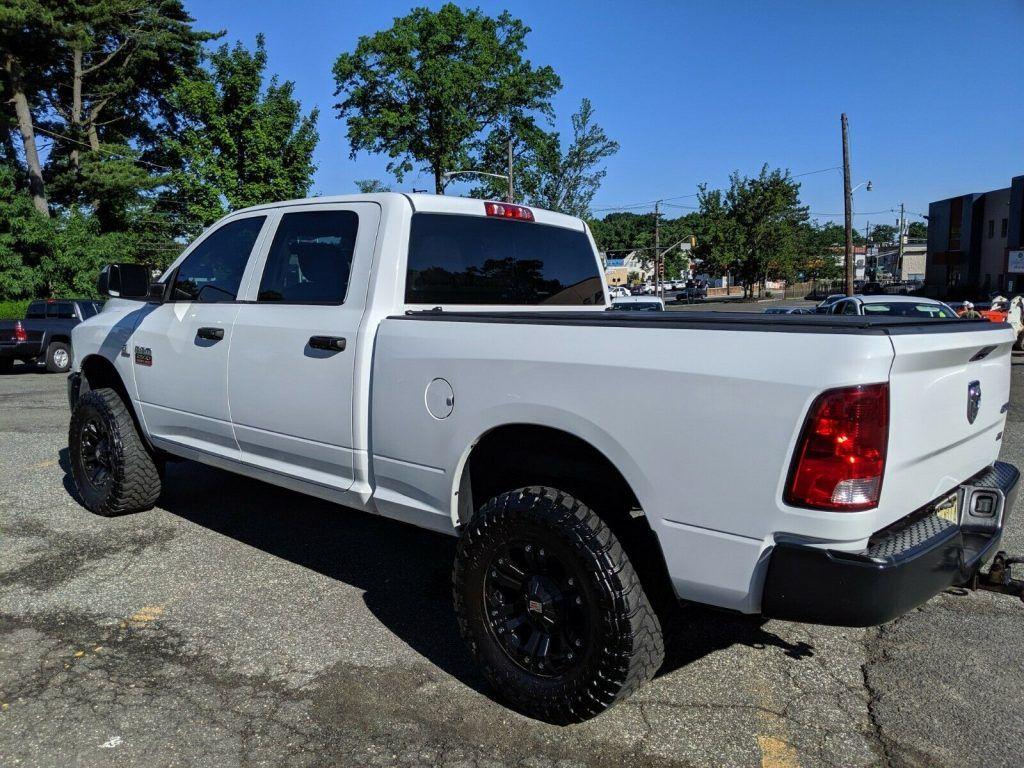 upgraded 2012 Dodge Ram 2500 ST custom