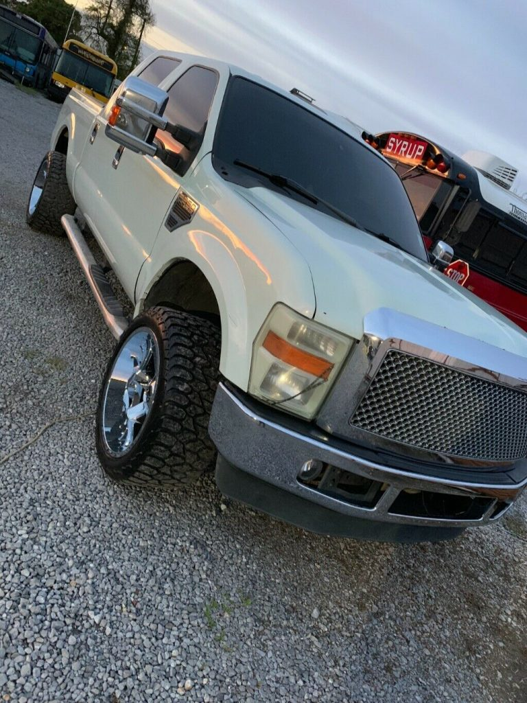 well serviced 2002 Ford F 250 pickup custom