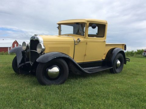 flathead 1931 Ford Pickup custom for sale