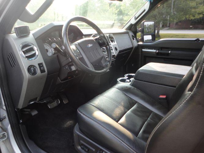 many upgrades 2008 Ford F 350 Super Duty pickup custom