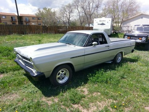 Pro Street 1967 Ford Ranchero custom for sale