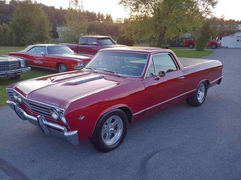 502 stroker 1967 Chevrolet El Camino custom for sale