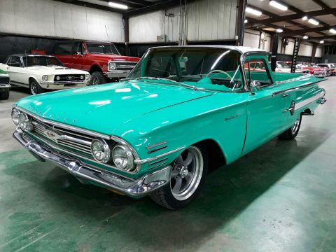 big block 1960 Chevrolet El Camino 396 custom for sale