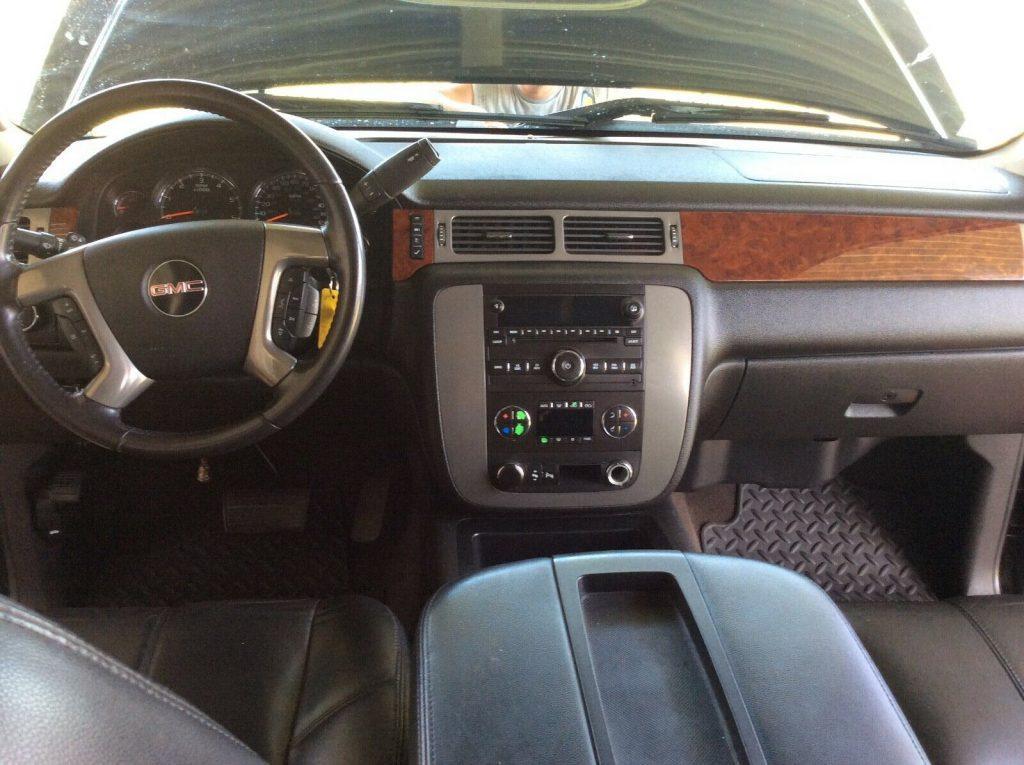 lift kit 2010 GMC Sierra 3500 SLT pickup custom