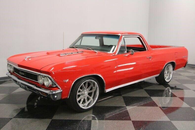 lots of upgrades 1966 Chevrolet El Camino custom