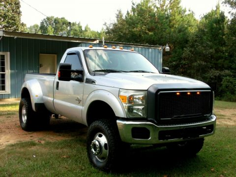 strong running 2011 Ford F 350 Super Duty custom for sale