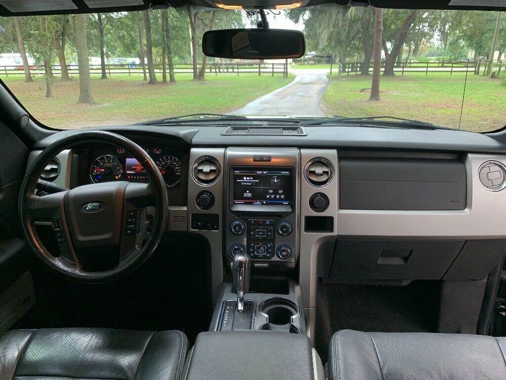 upgraded  2013 Ford F 150 FX4 custom