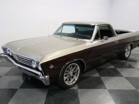very nice 1967 Chevrolet El Camino custom for sale